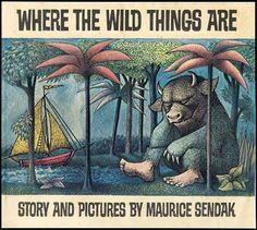 Maurice Sendak. Where the Wild Things Are. New York: Harper Row, 1963