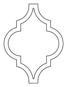 Free Printable Moroccan Wall Stencils - 8 best images of moroccan wall stencil printable - moroccan wall . with free printable moroccan stencil patterns Wall Decal Wall Stencil Patterns, Stencil Templates, Stencil Art, Templates Printable Free, Stencil Designs, Printables, Stenciling, Printable Stencil Patterns, Letter Stencils
