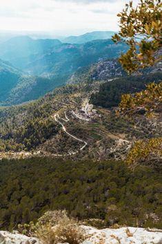 Winter-Wanderung zum Castell d'Alaró Mountains, Nature, Travel, Stone Stairs, Mountain Range, Island, Naturaleza, Viajes, Traveling