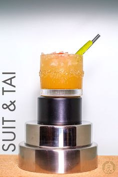 Cognac Cocktails, Vodka Cocktails, Craft Cocktails, Drinks, Aged Rum, Triple Sec, Old Fashioned Glass, Pina Colada, Simple Syrup