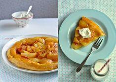Jablečno-hruškový tarte tatin..... http://fresh.iprima.cz/recepty/jablecno-hruskovy-tarte-tatin