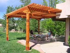 Southwest Post Designs - Wood Posts, Vigas, Beams, Corbels ...
