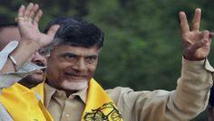 Andhra Governor invites Chandrababu Naidu to form government