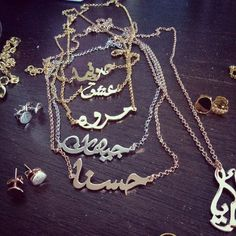 Image de arabic, girls, and collier