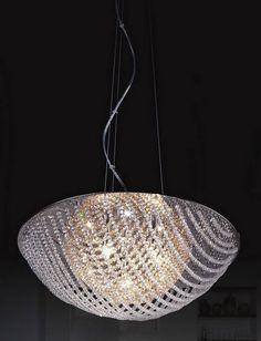 Lampa wisząca VELIO firmy Italux P0235-04S-F4RK - Cudowne Lampy