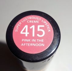 Revlon - pink in the afternoon