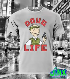$179.00Playera o Camiseta Doug Life Nickelodeon - Jinx