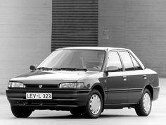 Mazda 323 Sedan (1989 – 1994).