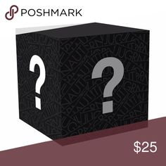 Mystery Box! I'll send you 3+ items valued at $40! Valued at $40: some make up/clothes(specify your size) accessories/ jewelry/beauty products. Who doesn't love a little mystery??:) most items are not listed in my closet. Happy poshing! Other