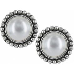 Brighton Luster Medium Post Earrings Or some kinda stud earrings like these
