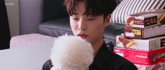 that's IKON — ikonis: bobhwan with cute dogs = a concept