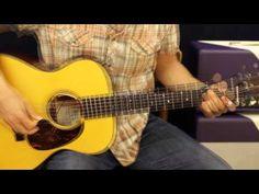 Carrie Underwood - Blown Away - Acoustic Guitar Lesson - Tutorial - Begi...