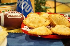 Kick off the season with a whole new menu of snacks to feed hungry football fans.