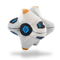 Ghost Plush now for sale in the Bungie store! #Destiny #Ghost #Gaming