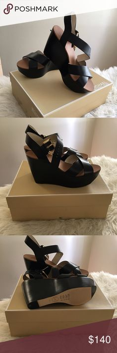 Michael kors no stains, no scratches, never been used, new, KORS Michael Kors Shoes Platforms