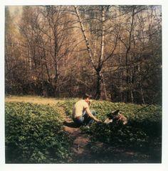 Polaroid of Andrei Tarkovsky Lot 19 - Polaroid 8