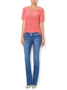 Beth Baby Bootcut Jean from Super-Chic Travel Essentials on Gilt