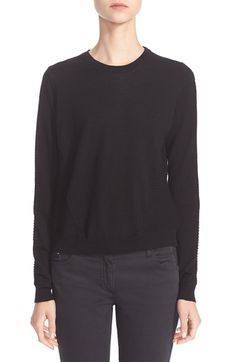 Belstaff 'Kealey' Wool Sweater $269.98  #Reviews #want #ShoppingSale