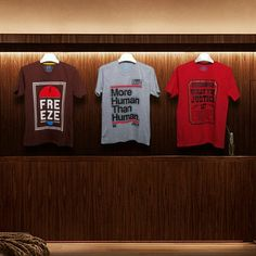Never ending t-shirts