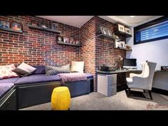 Create an Exposed Brick Veneer Wall in Your Home | How To Build A House