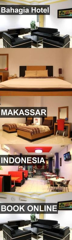 Hotel Bahagia Hotel in Makassar, Indonesia. For more information, photos, reviews and best prices please follow the link. #Indonesia #Makassar #BahagiaHotel #hotel #travel #vacation