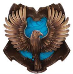 Ravenclaw Corvinal Pottermore Emblem Emblema Brasão Harry Potter