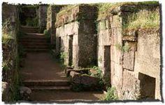 A Etruscan Necropolis in Orvieto