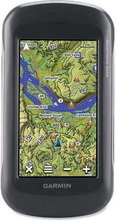 Garmin Montana 650t GPS - Free Shipping at REI.com