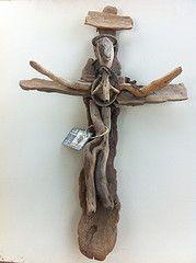 Driftwood cross - Recherche Google