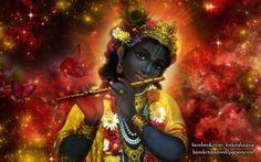 To view Krishna wallpapers in difference sizes visit - http://harekrishnawallpapers.com/krishna-artist-wallpaper-015/