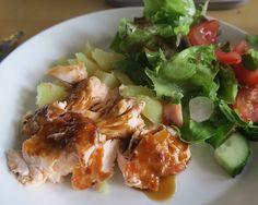 Kotiruokalistalla: Teriyaki-kastike kalalle tai grillaukseen