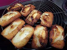 Découvrez les recettes Cooking Chef et partagez vos astuces et idées avec le Club pour profiter de vos avantages. http://www.cooking-chef.fr/espace-recettes/aperitif-dinatoire/financiers-sales-au-chevre-et-miel