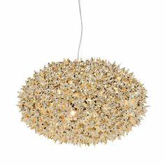 Kartell Bloom S1 Metallic Hanglamp