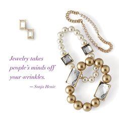 bracelet, lia sophia quotes, pearl vaniti, crystal earrings