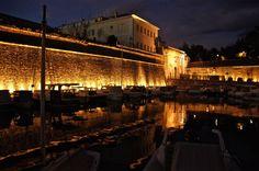 Fosa Zadar Croatia