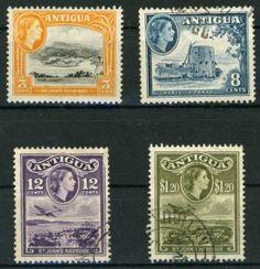Stamps of the British Colony Antigua: http://sammler.com/bm/antigua-briefmarken.asp