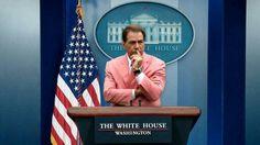 University Of Alabama Head Football Coach Nick Saban In The Press Room At The White House Washington, DC