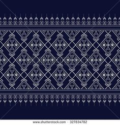 Ethnic background pattern, Ethnic wallpaper p… – Tattoo Pattern Ethnic Patterns, Weaving Patterns, Fabric Patterns, Border Embroidery Designs, Embroidery Patterns, M Design Logo, Turkish Pattern, Batik Pattern, Embroidery On Clothes