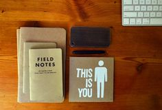 Art Director & Graphic Designer Rick VanderLeek's notebooks