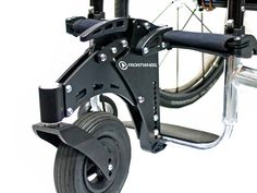 RGK FrontWheel I All Terrain Outdoor Wheelchair Accessory.>>> See it. Believe it. Do it. Watch thousands of spinal cord injury videos at SPINALpedia.com