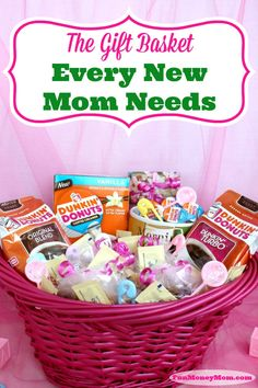 Moms survival kit dont attend a baby shower without one gifts need the perfect gift for a new mom get her the gift shell negle Image collections