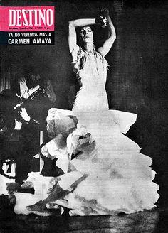 Carmen AMAYA - Bailaora