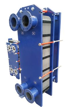Plate heat exchanger from Tianjin Dingda Mold Co., Ltd