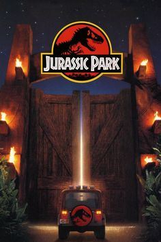 Jurassic Park - That first sight of the dinosaurs still gives me a buzz everything I see it. Absolute magic.