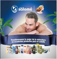 Jaime Mayol, es la imagen de los productos María Salomé en Puerto Rico.