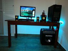 Game Setup Rogerio Xavier