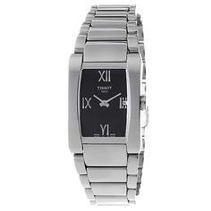 8a5eb34fce9 Tissot Women s T0073091105300 Generosi Black Dial Quartz Watch Review Cheap  Watches