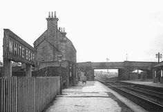 Adlington and District History Life Photography, Historical Photos, Real Life, Sidewalk, Train, History, Building, Places, Historical Pictures