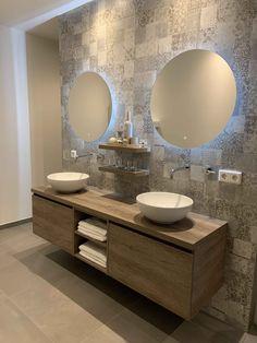 Best Bathroom Designs, Bathroom Design Luxury, Family Bathroom, Master Bathroom, Vanity Design, Kitchen Cabinet Design, Beautiful Bathrooms, House Design, Decoration