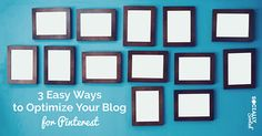 How To Easily Optimize Your Blog For Pinterest Shares - Socially Sorted